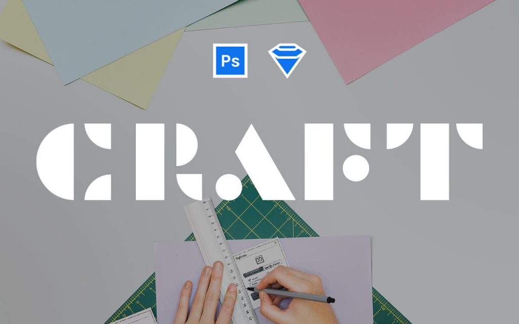 craft by invision 1024x640 1 - UI Freebies