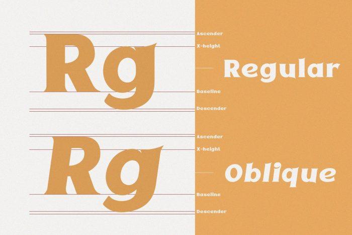 epicgant elegant font 02 - UI Freebies
