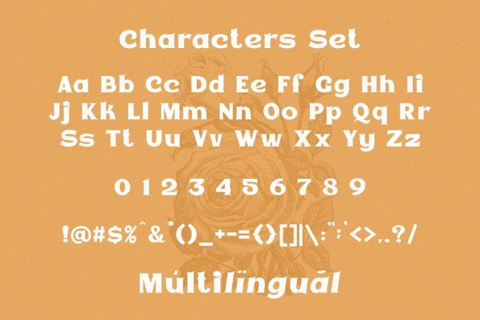 epicgant elegant font 4 - UI Freebies