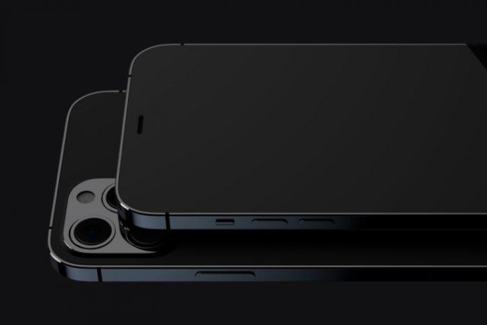 iPhone 12 Mockup Pro PSD 2 - UI Freebies