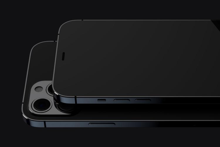 Free iPhone 12 Pro Mockup PSD - UI Freebies