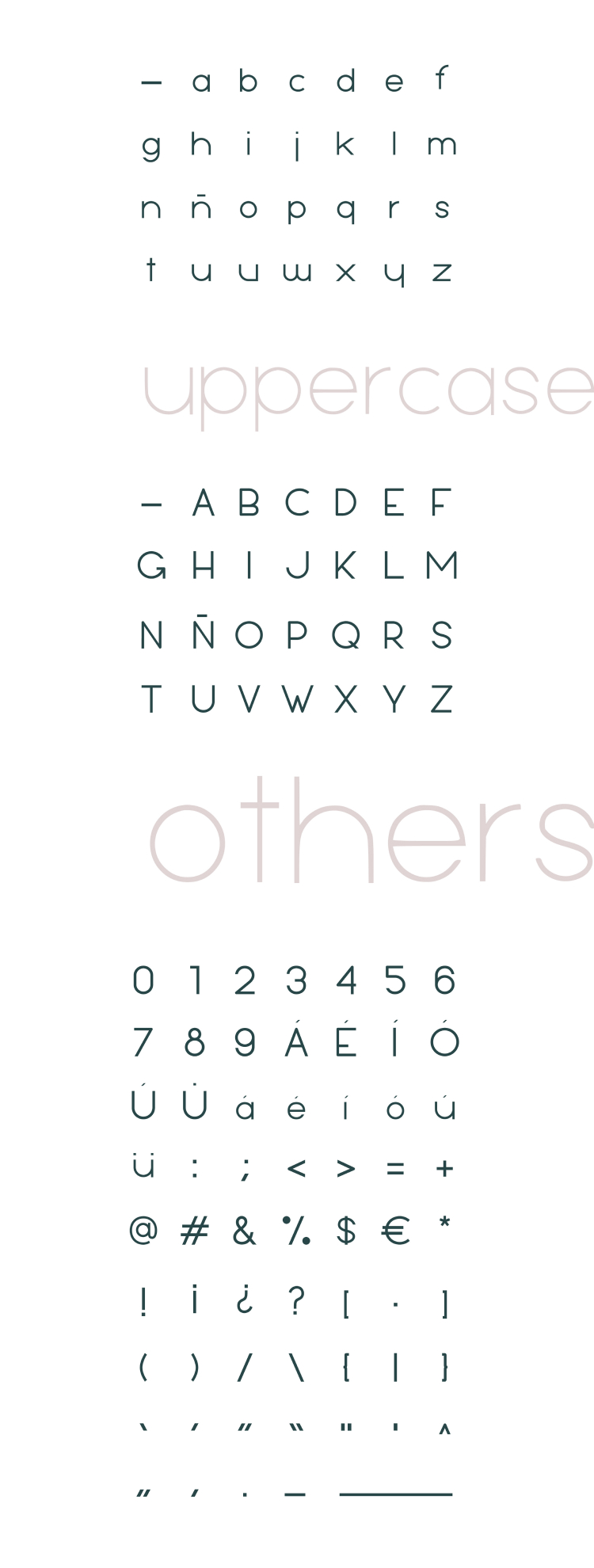 luam font free 4 - UI Freebies