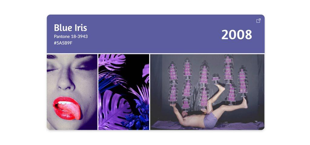 Pantone Colors Of The Year 2000-2020 - UI Freebies