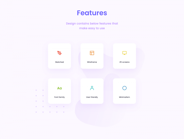 ui components for app mobile 04 - UI Freebies