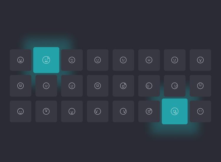 24 Emotion Icons Free-2