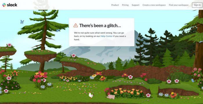Top 10 Best 404 Page Examples - UI Freebies