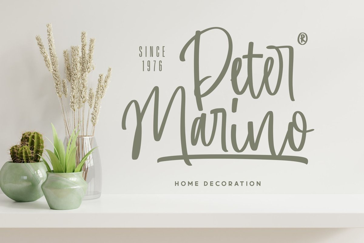 December Holidays Font 5 - UI Freebies