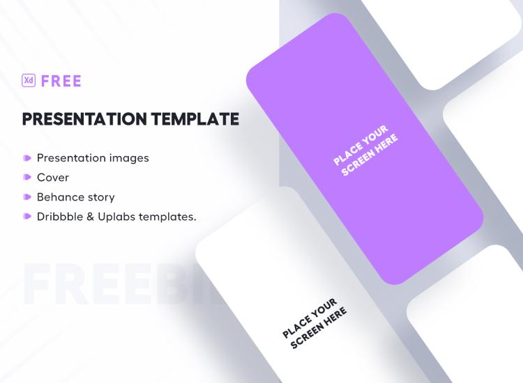 Free App Presentation Template