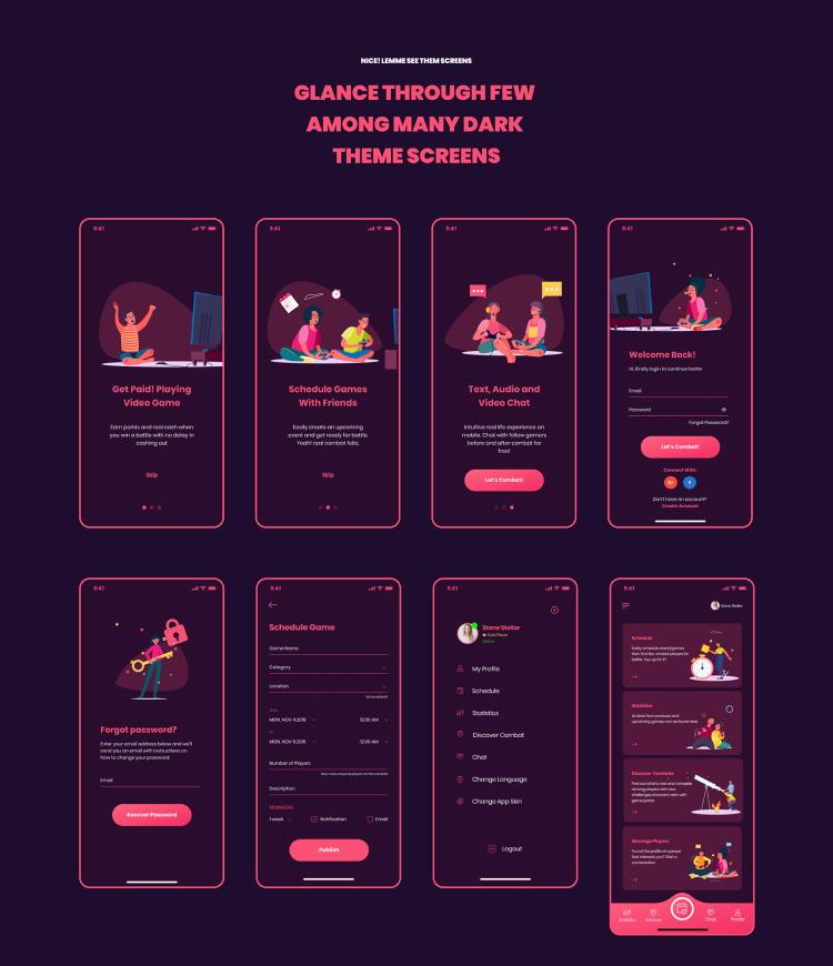 Game Time UI Kit 3 - UI Freebies