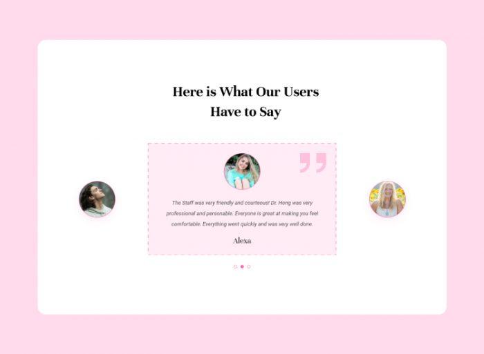 Healthcare Web Design Free - UI Freebies