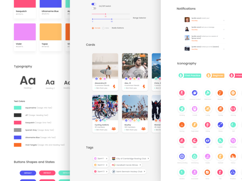 Style Guide Templates Free