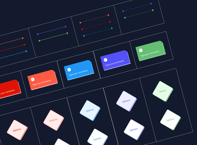 UX Flowchart for Figma 4 - UI Freebies