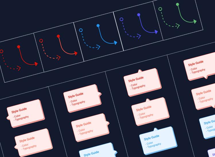 UX Flowchart for Figma 5 - UI Freebies