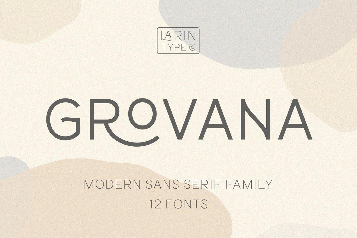 Grovana - UI Freebies