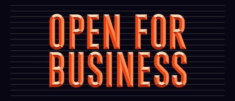 color fonts letterboard - UI Freebies