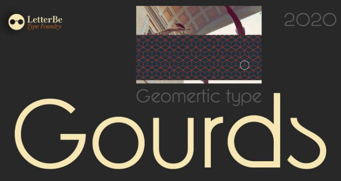 display font gourds - UI Freebies