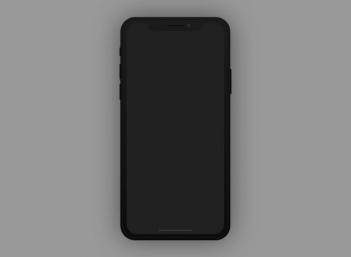 iphone x mockups xd 1 - UI Freebies