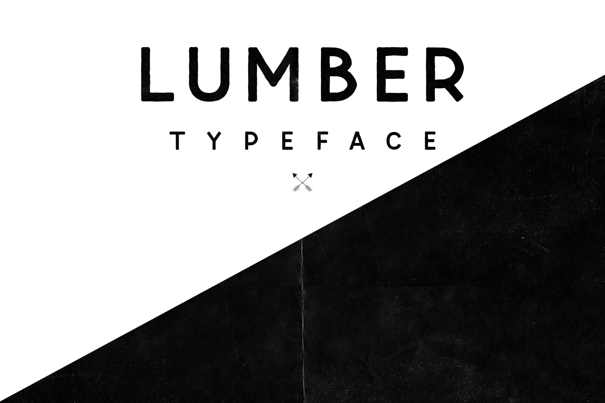 sans serif fonts lumber - UI Freebies