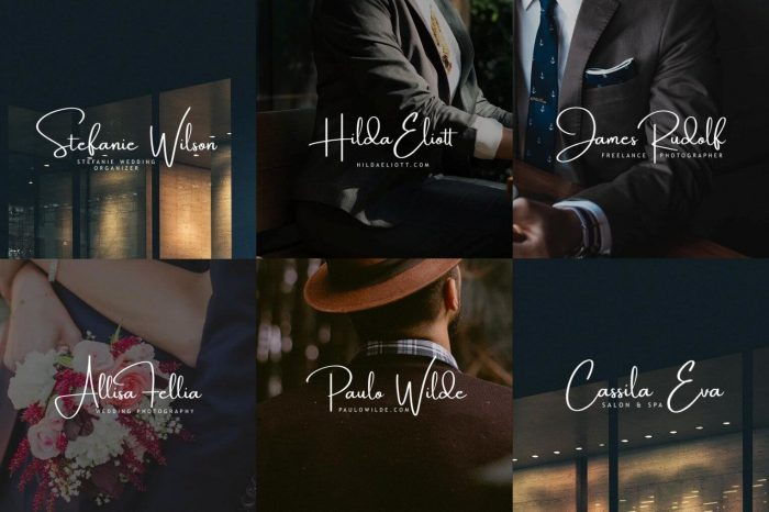 amsterdam font collection 3 - UI Freebies