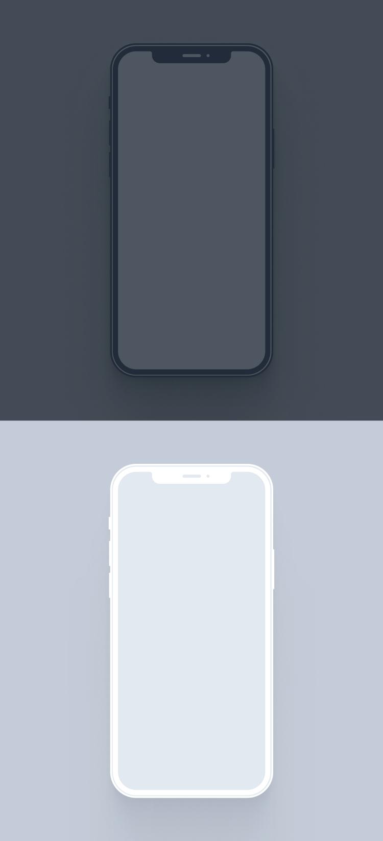 iphone 12 pro free mockup 2 - UI Freebies