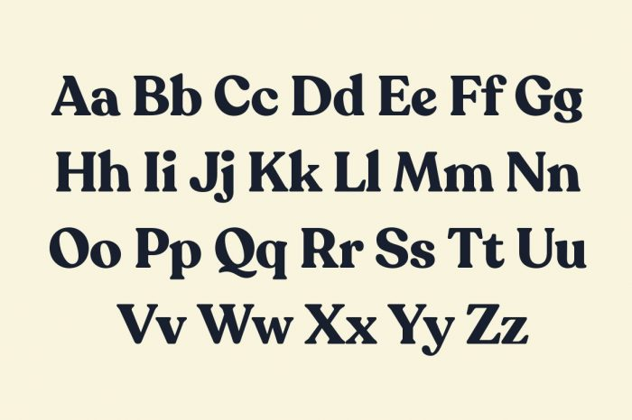 recoleta font download 1 - UI Freebies