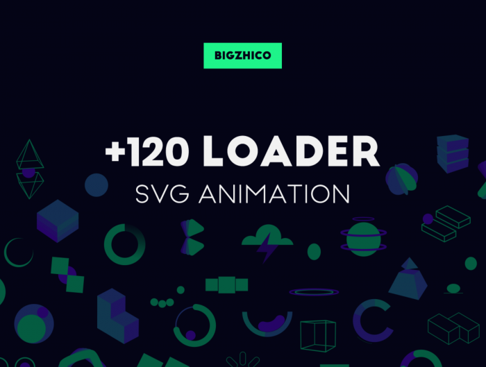 Animated SVG Icons Free