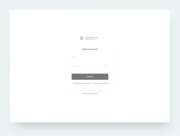 dashboard wireframe sketch 2 - UI Freebies