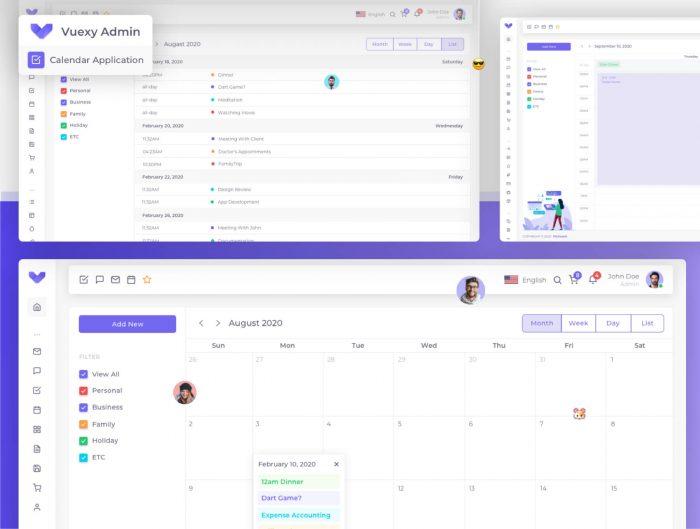 figma dashboard ui kit free 4 - UI Freebies