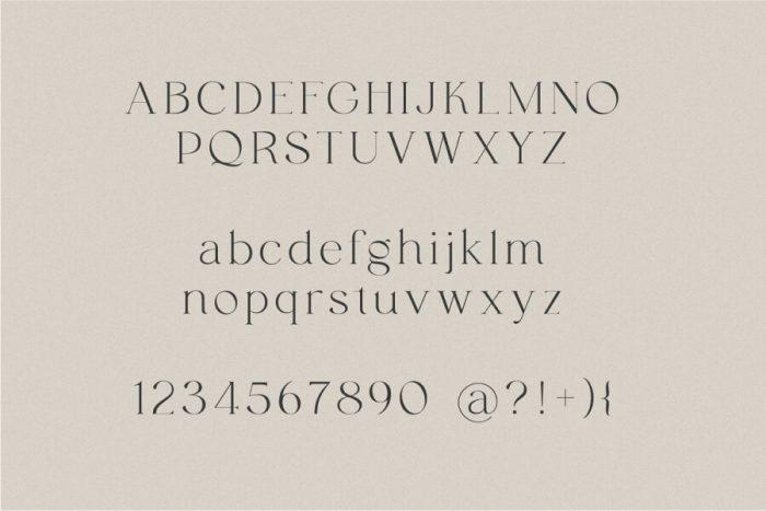 Muse Font Download - UI Freebies