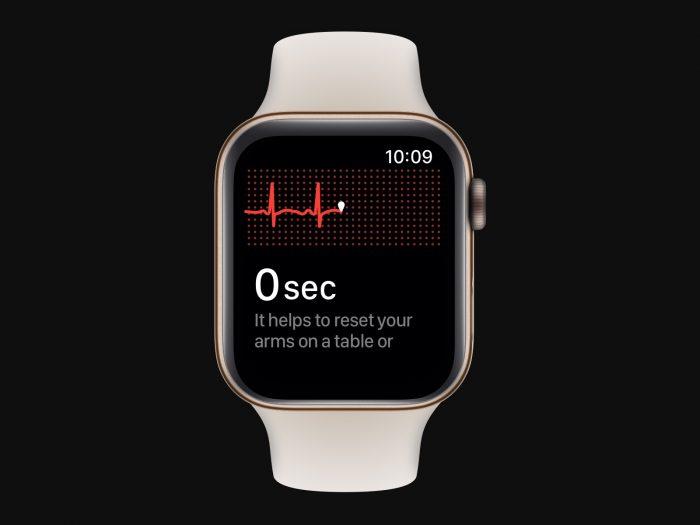 Apple Watch Series 4 Mockup Free - UI Freebies