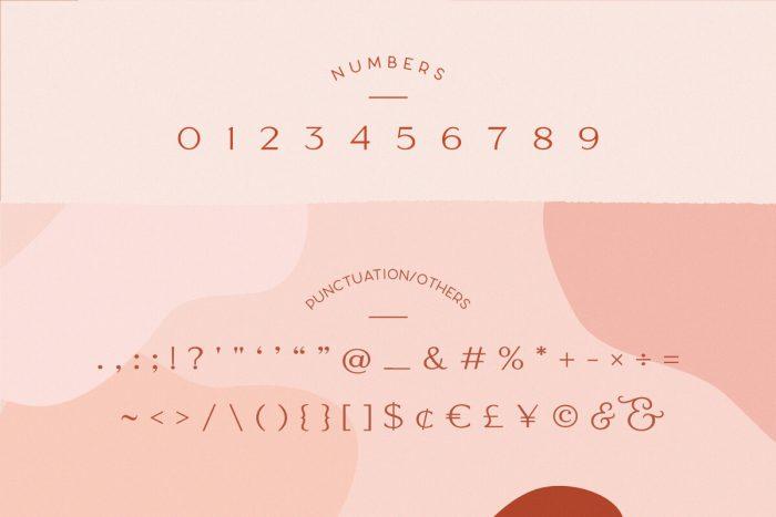 Classy Marisa Font Download - UI Freebies
