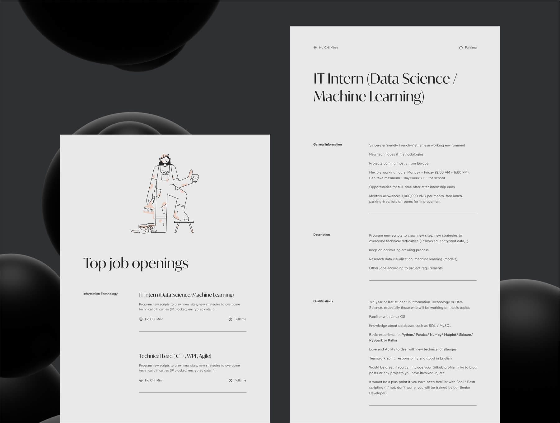 Business Website Template Design Free - UI Freebies
