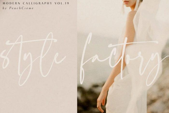 Faustine FontDownload - UI Freebies