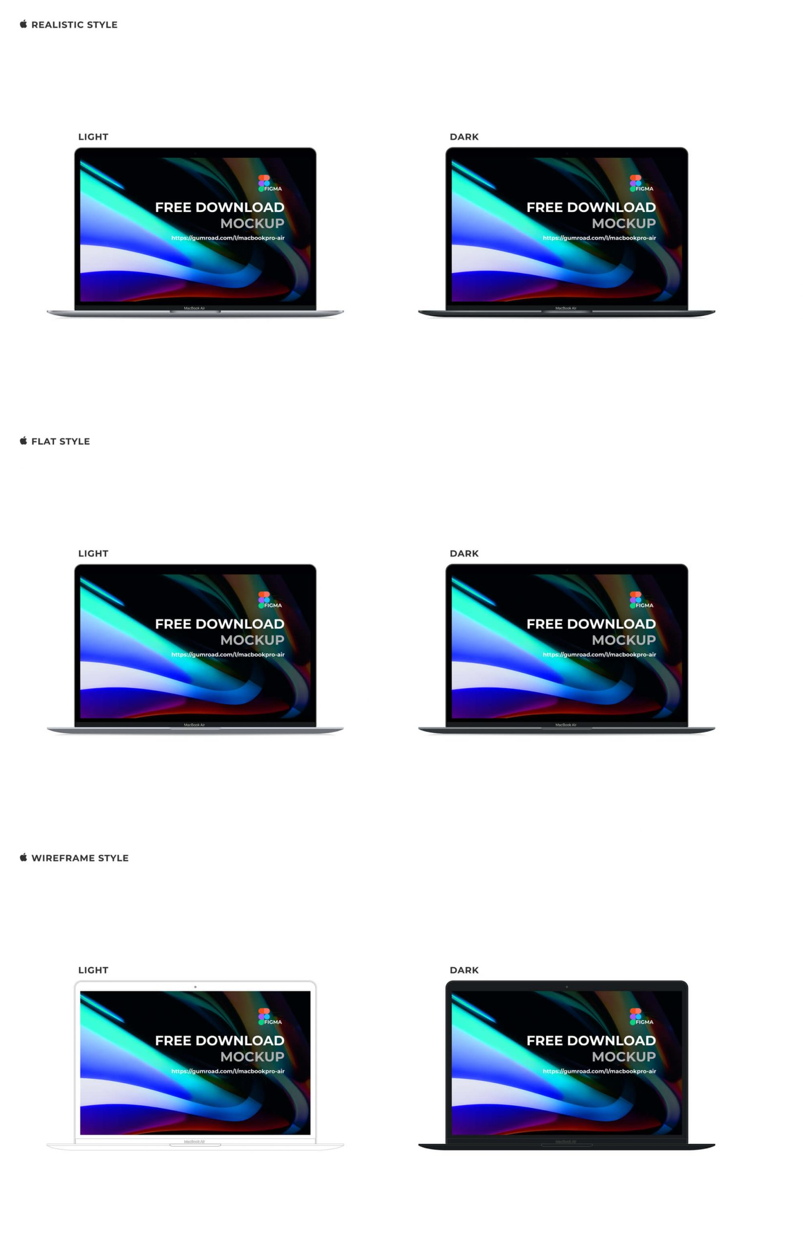 figma macbook pro air mockup 3 scaled - UI Freebies