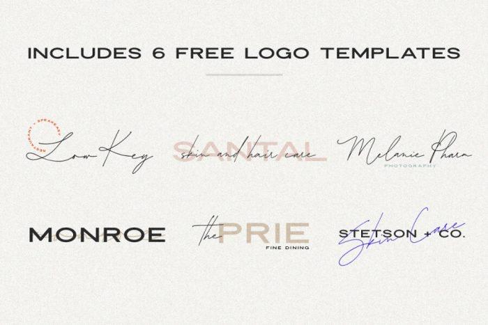 Modena Font Download - UI Freebies
