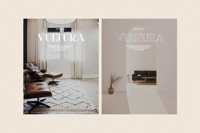 Vultura Font Download - UI Freebies