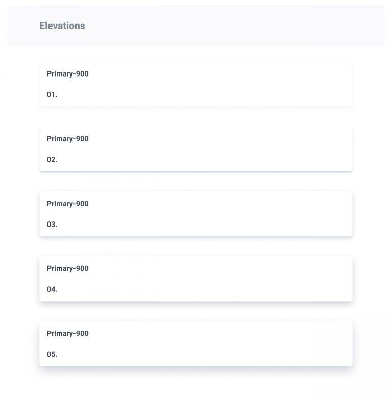 Building Blocks UI Framework Free - UI Freebies